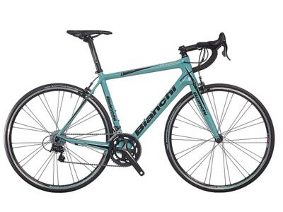 BIANCHI Intrepida Veloce 10sp Compact