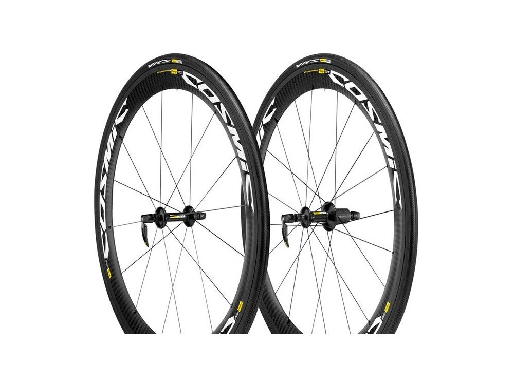 MAVIC Cosmic Carbone SLE WTS click to zoom image