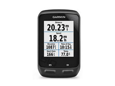 GARMIN Edge 510 with HRM and Cadence