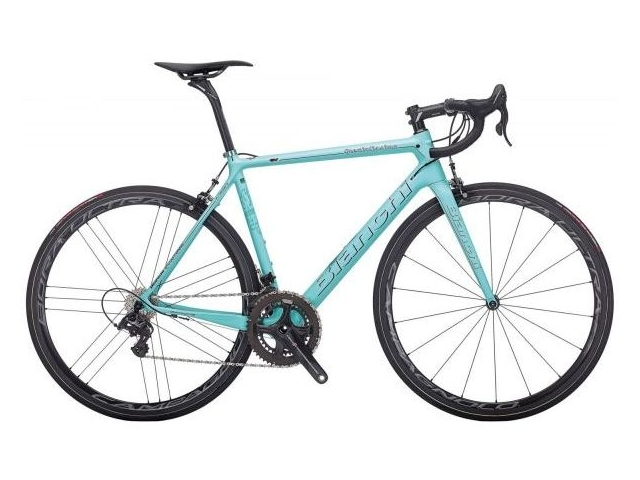 BIANCHI Specialissima Super Record click to zoom image