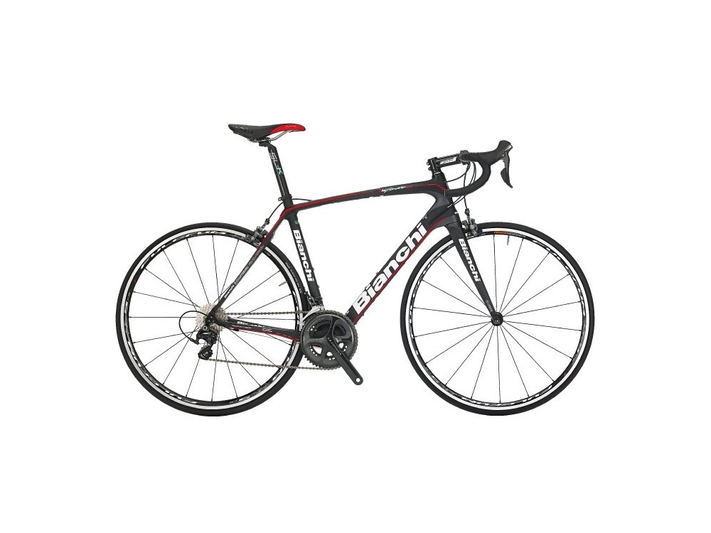 BIANCHI Infinito CV Athena Black/Red click to zoom image