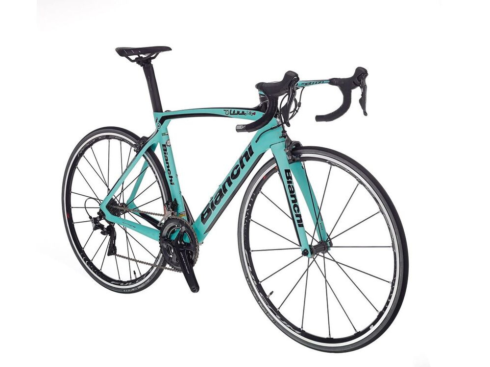 BIANCHI Oltre XR4 Dura Ace 11sp Compact click to zoom image