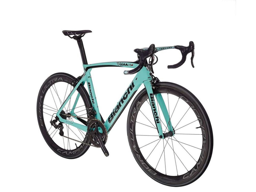 BIANCHI Oltre XR4 Super Record EPS 11sp Compact click to zoom image