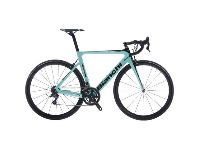 BIANCHI Aria - Centaur 11sp Compact click to zoom image