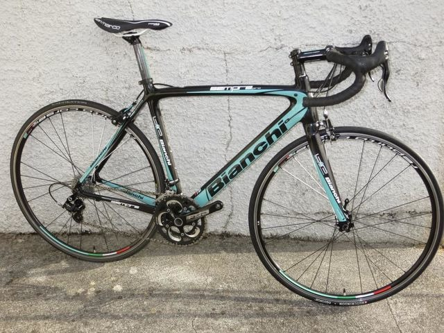 BIANCHI Sempre Pro Veloce click to zoom image