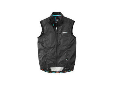 MADISON Road Race Windproof Shell Gilet click to zoom image