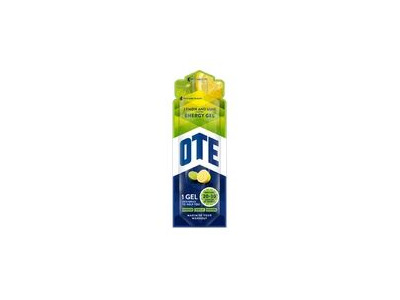 OTE Lemon and Lime Energy Gel