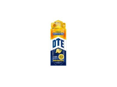 OTE Pineapple Caffeine Gel