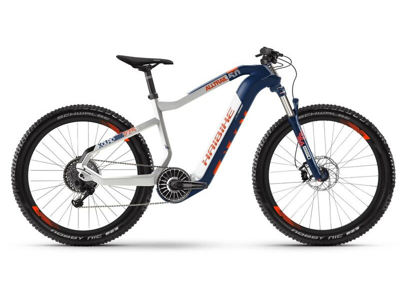 "HAIBIKE XDURO AllTrail 5.0 FlyOn 27.5"" click to zoom image"