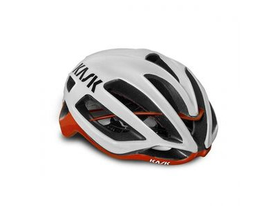 KASK Protone  White Red  click to zoom image