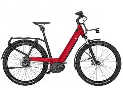 RIESE & MULLER Nevo GX Rohloff Electric Bike