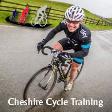 Cheshire Cycle Training